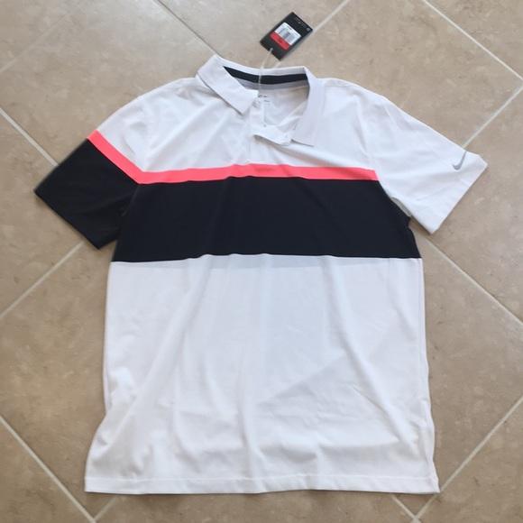 c14e35040 Nike Shirts | New Golf Mobility Color Block Polo | Poshmark